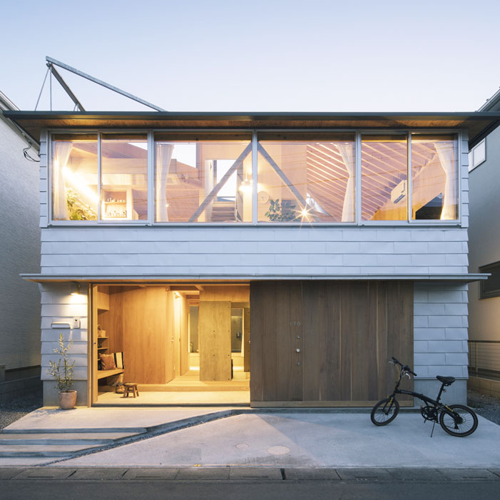 House-in-Kita-Koshigaya-tamotsu-ito-architecture-office