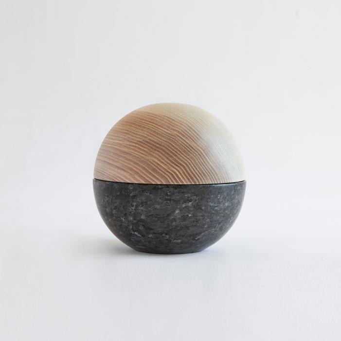 Sfera-container-Kristine-Bjaadal-stone-wood