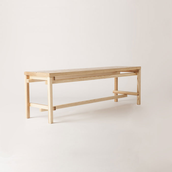 Tim-Ber-solid-wood-Bench--Dowel-Jones-ash-walnut