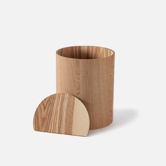 wood-Waste-Basket