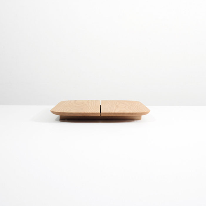 Plank-Tray-grain-studio-Serving-Pedestal-Display-Object-ash-side-view
